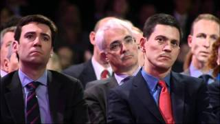 David Miliband unimpressed by Ed