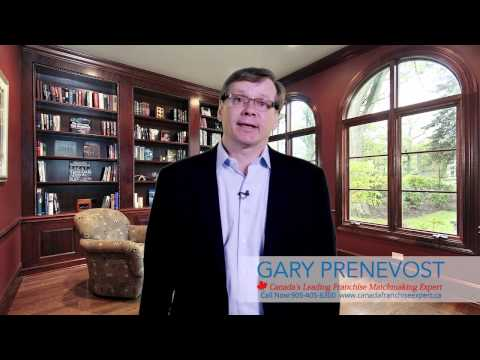What Is The Hottest Franchise? | Top Canadian Franchises | Canada Franchise Expert Gary Prenevost