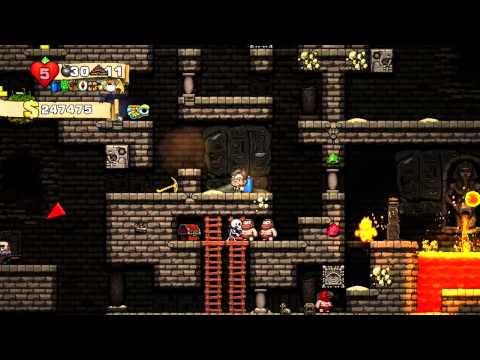 Spelunky Daily 2014/02/11- Lord Remo's Run