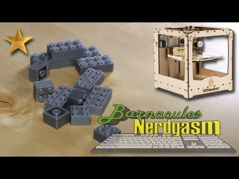 3D Printing LEGO Compatible Bricks That Really Work