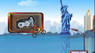 Бесплатные игры онлайн  Мото гонки 2, , гонка, игра для мальчиков, машинки