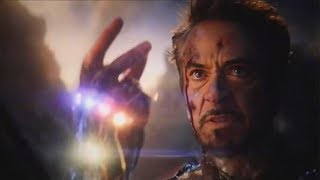 "WHY ROBERT DOWNEY JR DIDN'T WANT TO SAY FINAL ""I AM IRON MAN"" in AVENGERS ENDGAME"