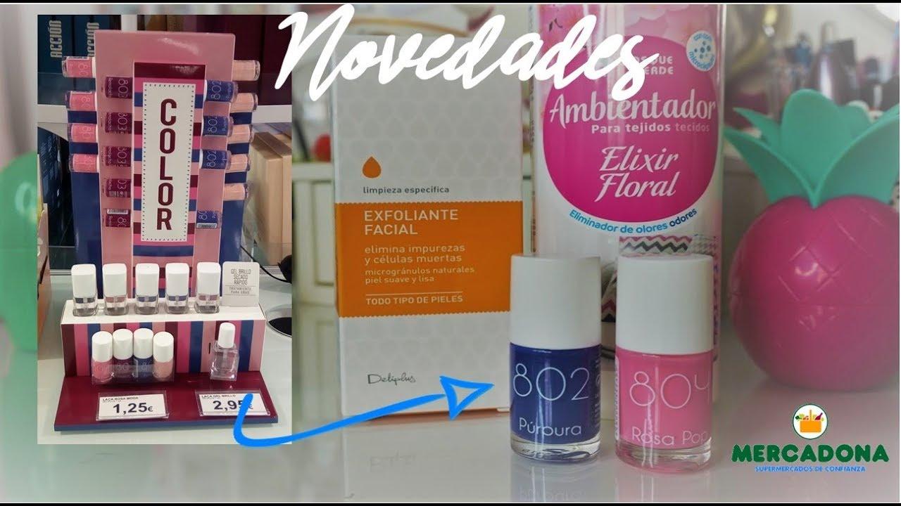 Novedades Mercadona Febrero 2018 Nuevas Lacas De Uñas