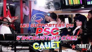 LES SUPPORTERS DU PSG S