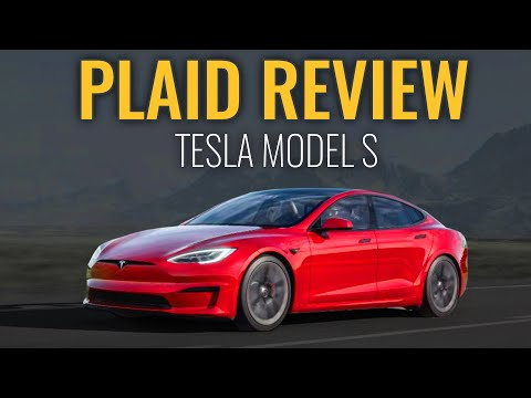 Tesla Model S PLAID Hands-on Review
