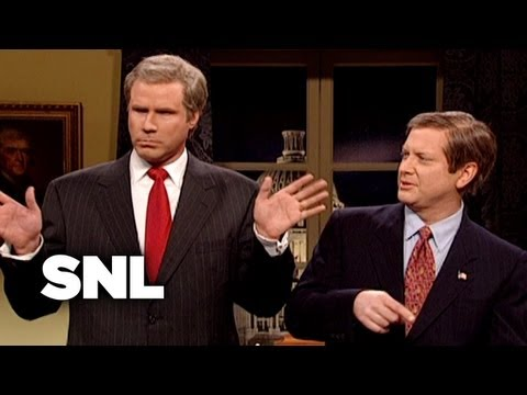 Cold Opening: Attorney General John Ashcroft - Saturday Night Live