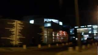 The University Of Bedfordshire Area At Night!