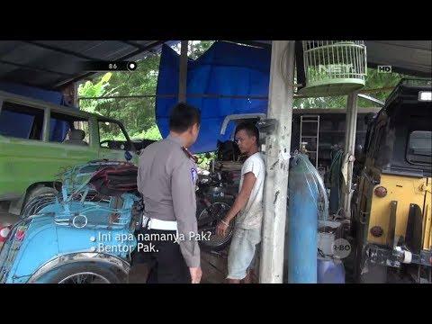 Marak Bentor di Purworejo, Polres Lakukan Penertiban - 86