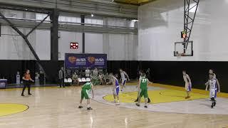 "МЛБЛ-Москва. Тур 16. Profit Basket - БК ""Руна-Баскет"""