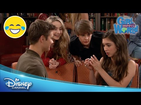 are riley and lucas from girl meets world dating in real life