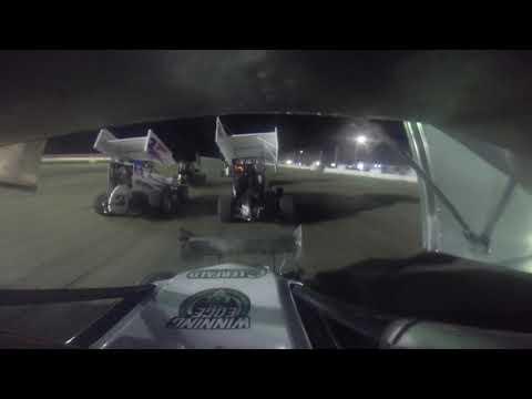 NLSA Lightning Sprint Feature Jamestown Speedway 7/13/19