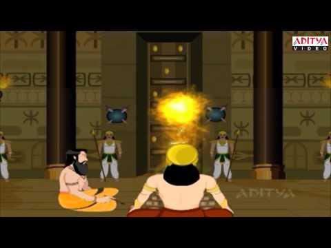 Meenakshi Mandir(Madurai) - Telugu Story Devi (SHAKTHI)
