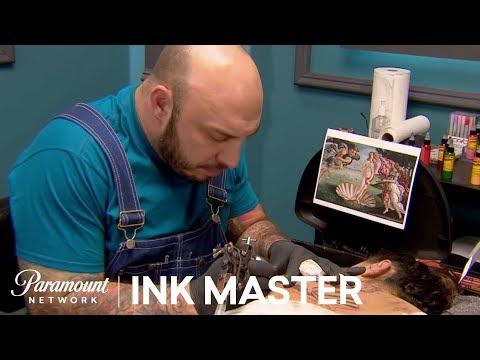 Elimination Tattoo: Fine Art: Part II - Ink Master, Season 6