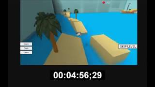 ROBLOX: Speed Run 4 No Skips in 7m 20s 070ms