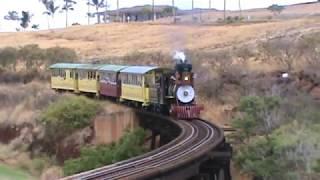 Sugar Cane Train Trestle Bridge