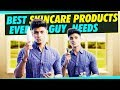 7 SKINCARE Items Every MAN NEEDS | Must Have SKINCARE Routine for Indian Men | Mayank Bhattacharya