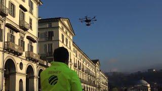 """Sicurezza, i vigili di Torino useranno i droni: """"Ma non sarà un Grande Fratello"""""""