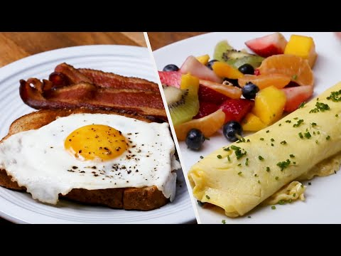 5 Healthy Breakfast Recipes To Keep You Fresh All Day • Tast