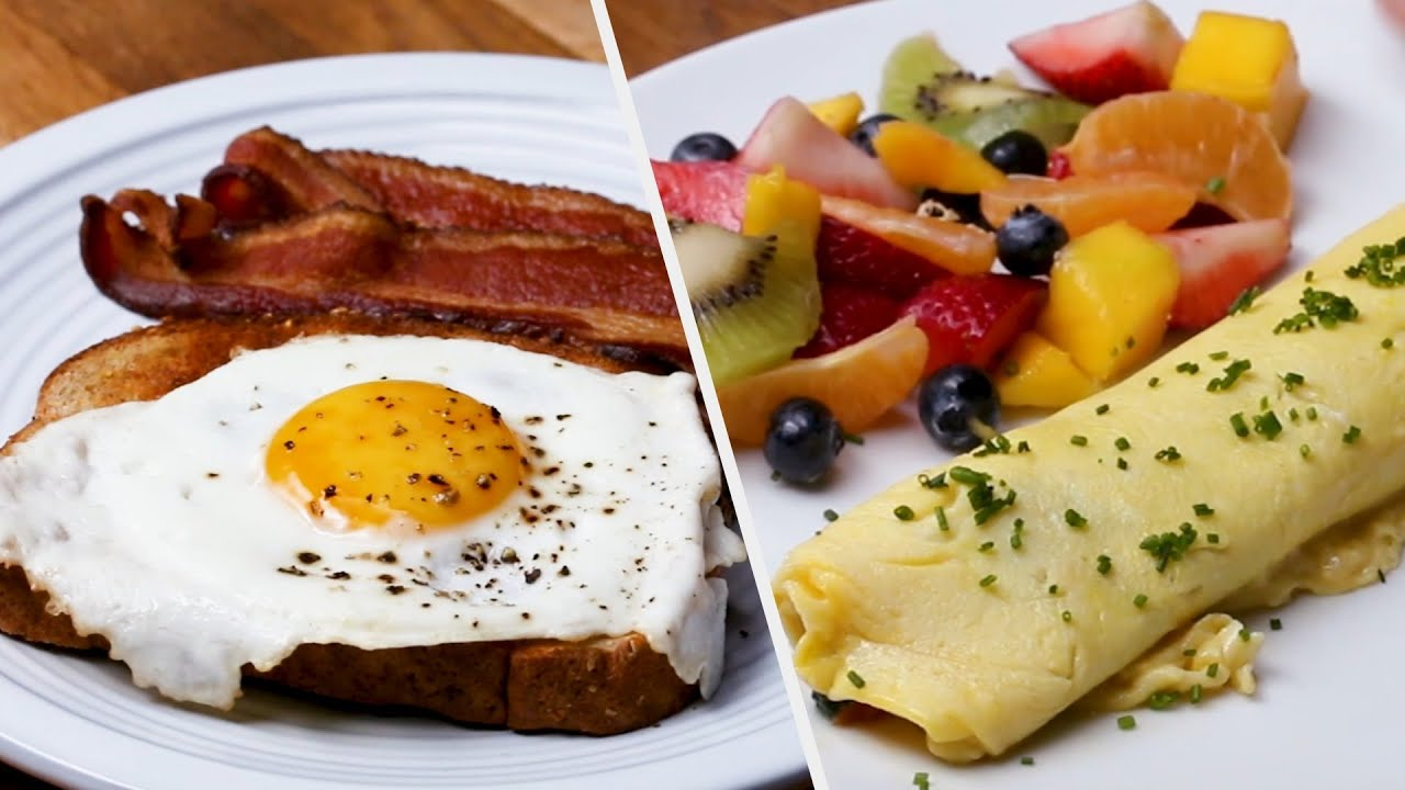 5 Healthy Breakfast Recipes To Keep You Fresh All Day Tasty
