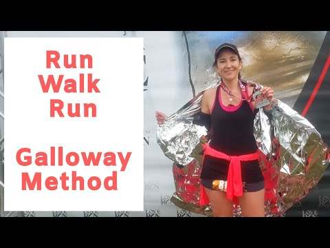 Run Walk Run Method | Jeff Galloway | My experience