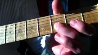 Samba pa ti guitar lesson Part 1