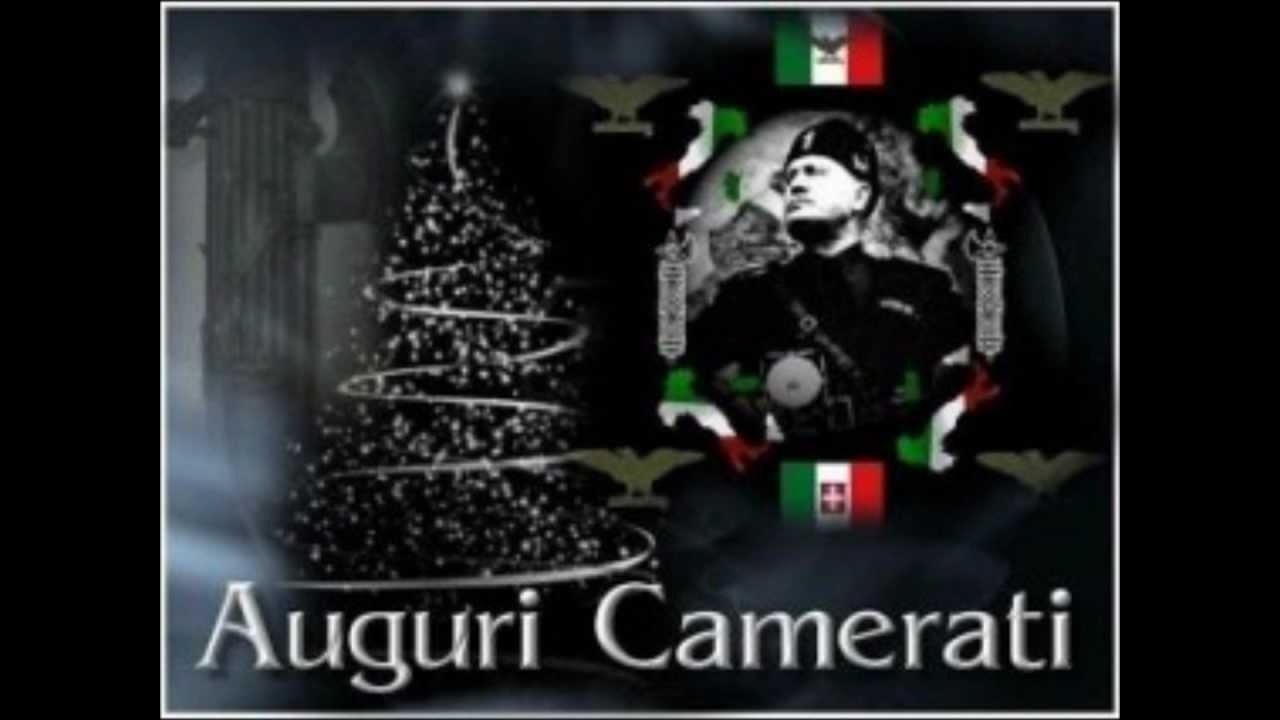 Auguri Di Buon Natale Su Youtube.Buon Natale Fascista Frismarketingadvies