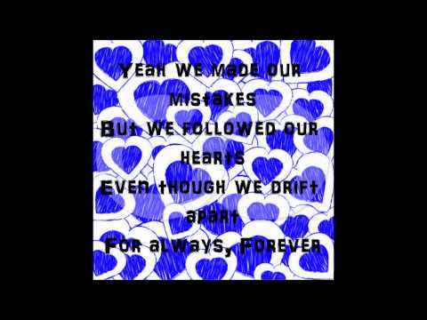 For Always, Forever-Every Avenue Lyrics