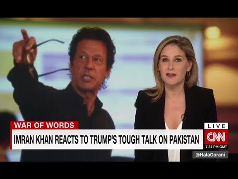 Imran Khan Exclusive Interview on CNN with Hala Gorani