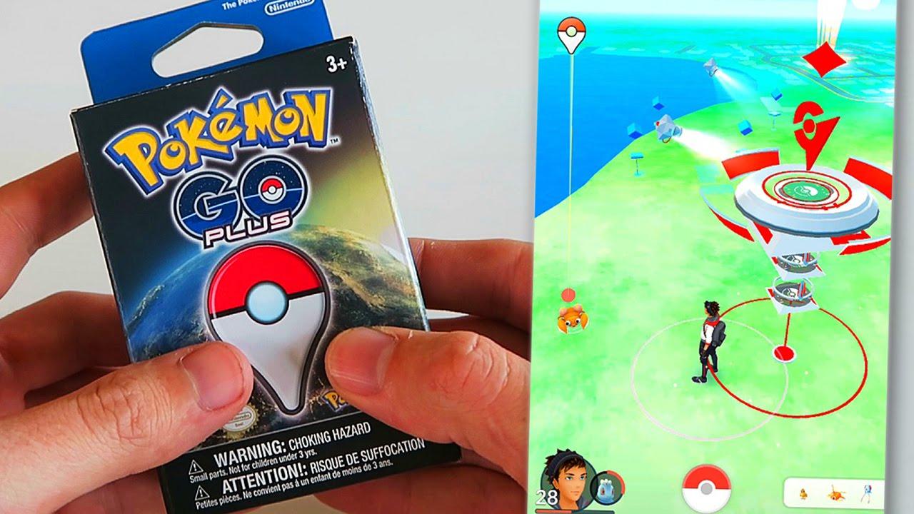 Pokemon Go Plus Plus