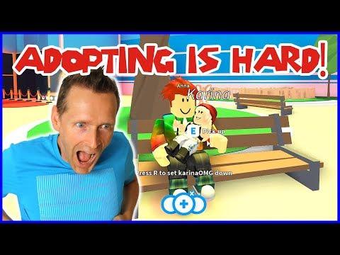 I Adopted a Screaming Baby Karina!