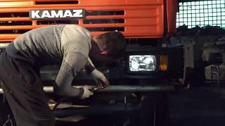 KAMZP-жөндеу, сервис арнайы техника, арнайы техника үшін қосалқы бөлшектер