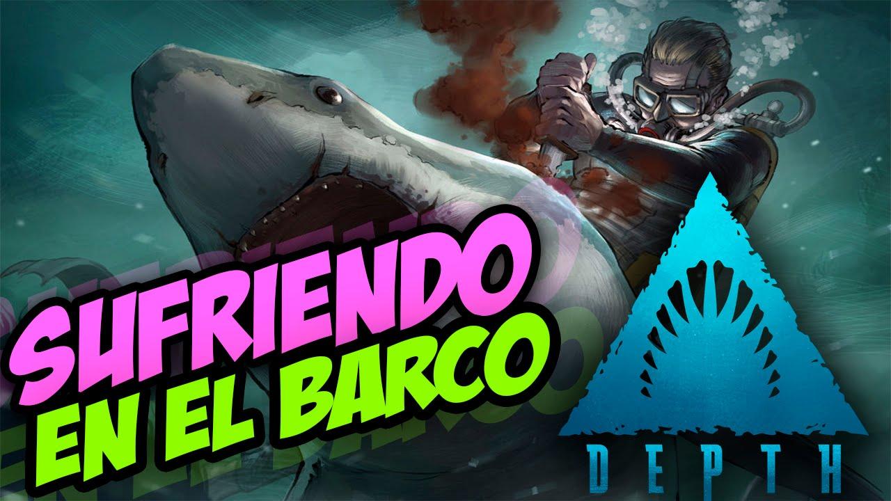ᐈ Depth Sangre En El Barco Hundido Tiburones Vs Buzos Live 2 0 Juegos Gratis En Linea