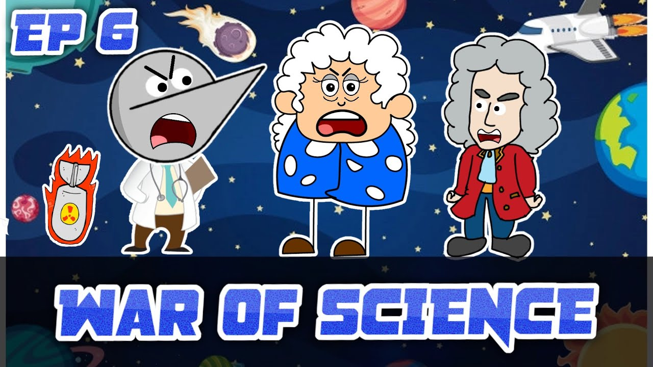 THE TWIST | EP 06 - WAR OF SCIENCE | Angry Prash