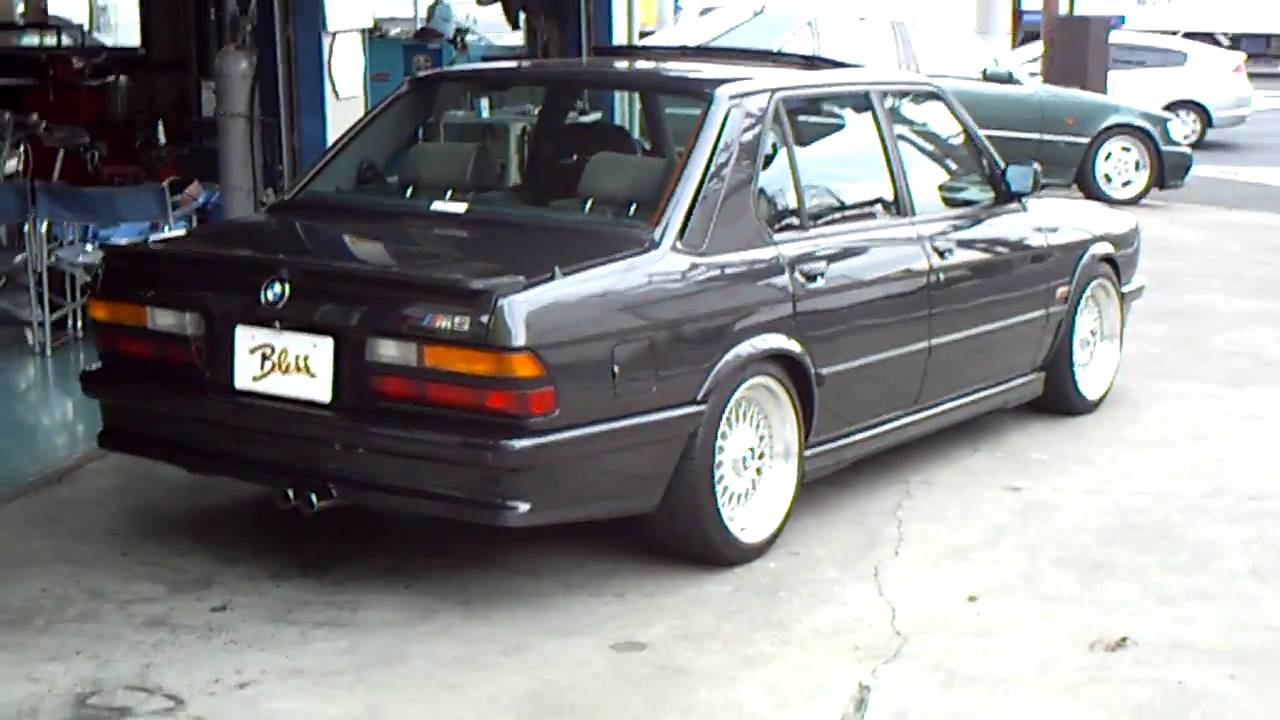 bmw m5 e28 by bless youtube. Black Bedroom Furniture Sets. Home Design Ideas