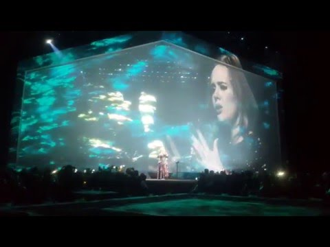 Adele - I Miss You (Live in Dublin - March, 4th, 2016)