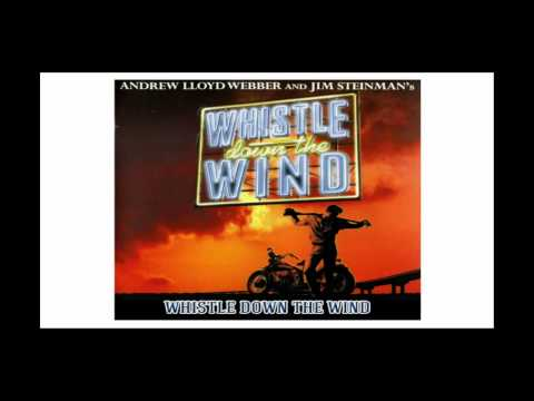 Whistle down the wind Backing track karaoke instrumental playback