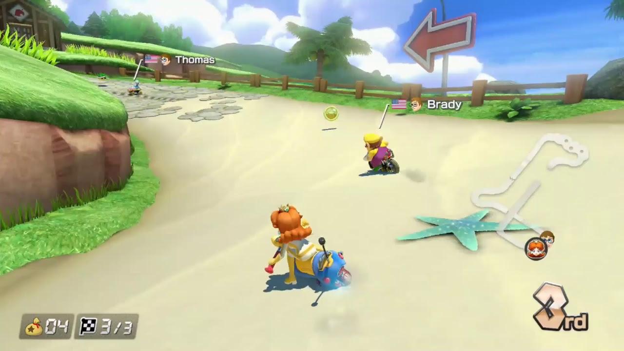 Mario Kart 8 Deluxe FT. BradyofTheBunch Live Stream (Open Invite)