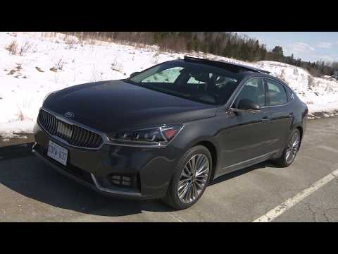 2018 Kia Cadenza Limited Test Drive Review