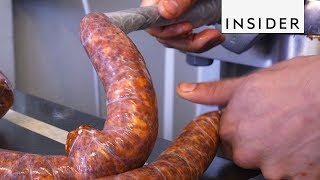 Hot Guts Is The Texas BBQ Sausage To Try