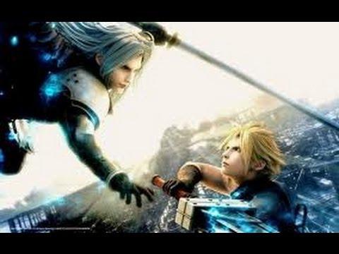 Final fantasy Cloud vs Sephiroth HD - YouTube  Final fantasy C...