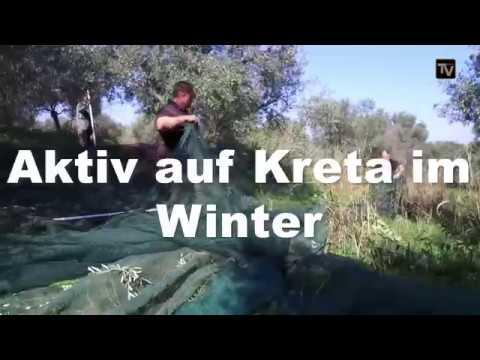 Werbefilm - Kretaurlaub im Winter 2019/2020 (Kreta-Crete) HD