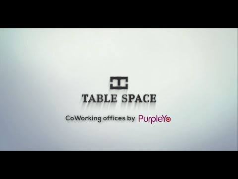 Table Space: Your New CoWorking Office Address