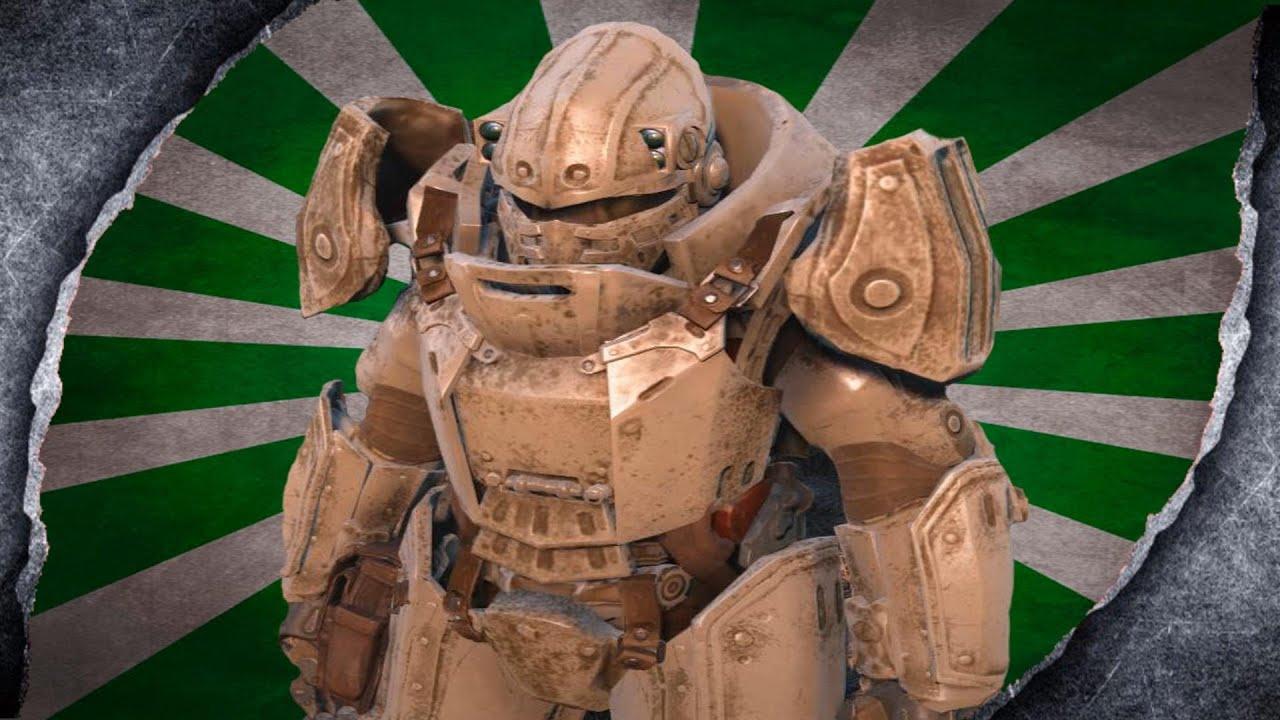 Fallout 4 power armor helmet mods for pc