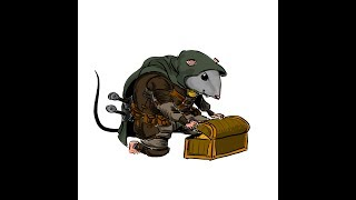 Thief Mouse taking money