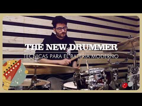 Cursos de verano 2018: The New Drummer, técnicas para el batería moderno