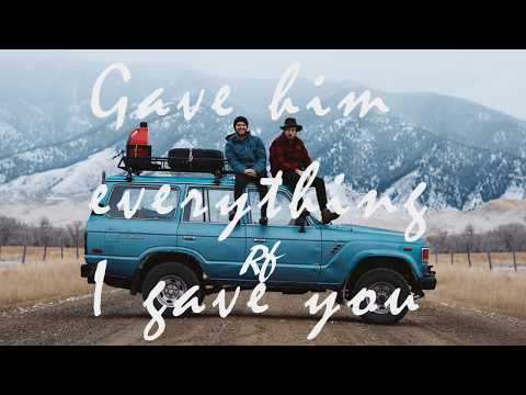 Tyler & Ryan - Let me Go ( Lyrics )