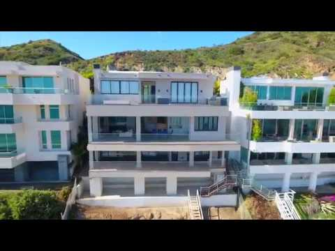Breathtaking home on Latigo Shore Dr in Malibu