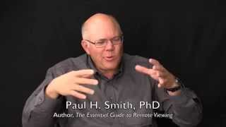 Remote Viewing Training, Part Two: The Advanced Phases, with Paul H. Smith