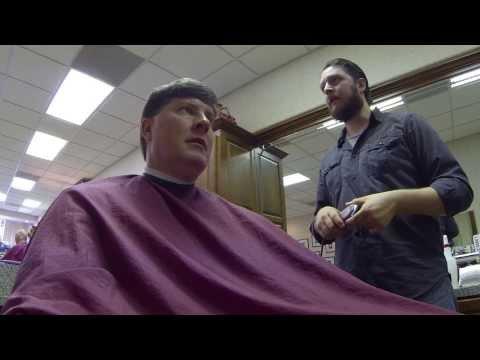 Sain's Barber Shop Haircut with Tommy Sain Shenanigans