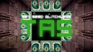 [TAS,No Playback] Minecraft-SSG (Set Seed Glitchless) (00:04:11.06)